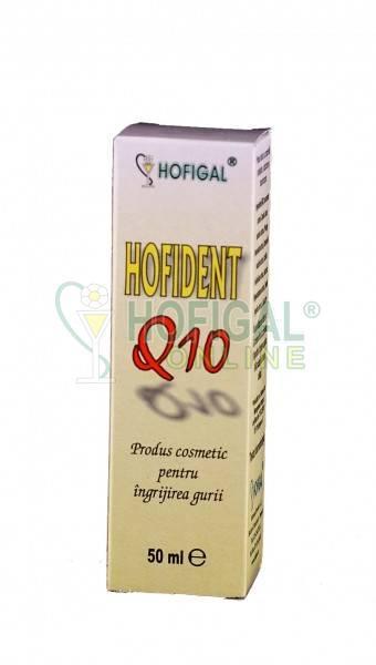 Hofident Q10 - pentru îngrijirea gurii